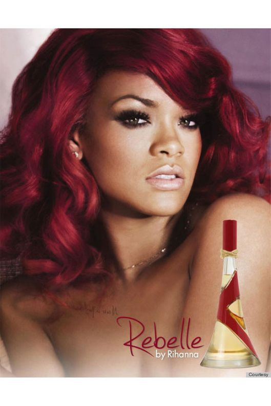 Can recommend Rihanna nude perfume ad apologise