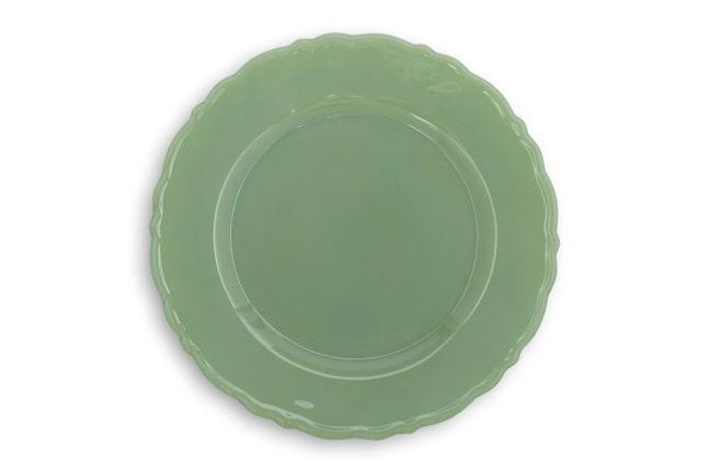 Sur la Table Jadeite Salad Plate