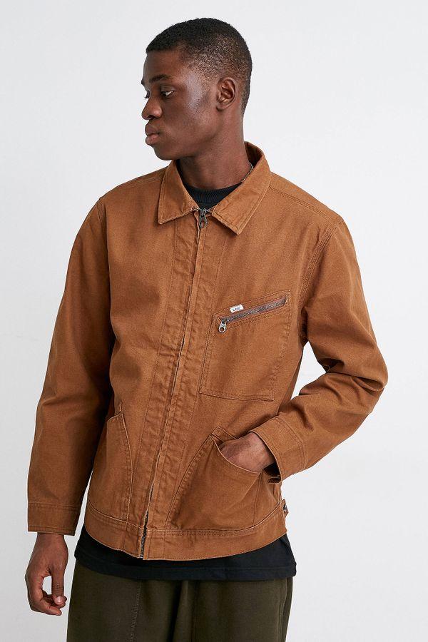 Lee 191J Toffee Work Jacket