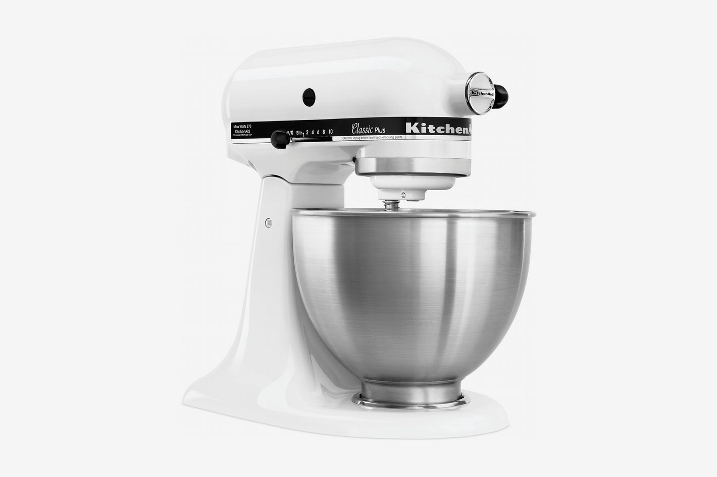 KitchenAid 4.5-Quart Classic Plus Stand Mixer