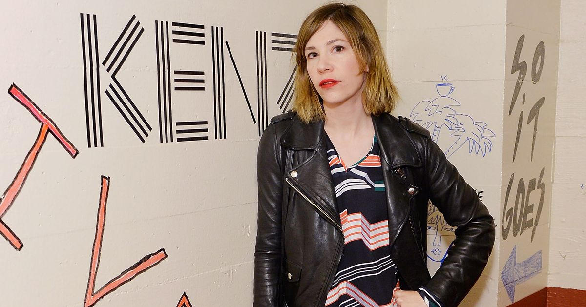 Kenzo Gets Extra Cool With Carrie Brownstein