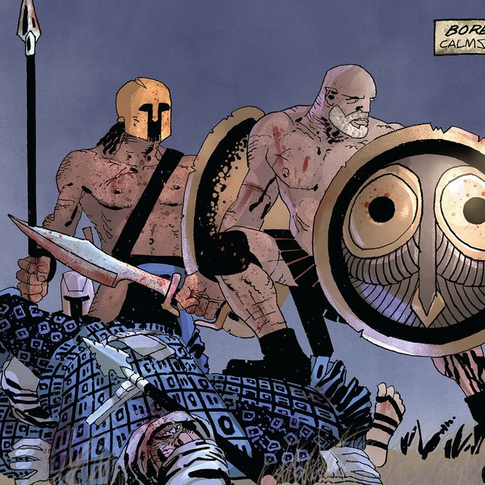 bb71b57f05de3c Why Frank Miller Is Revisiting the World of 300 With His New Xerxes