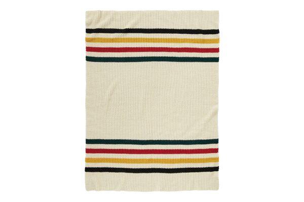 Glacier Knit Throw Blanket