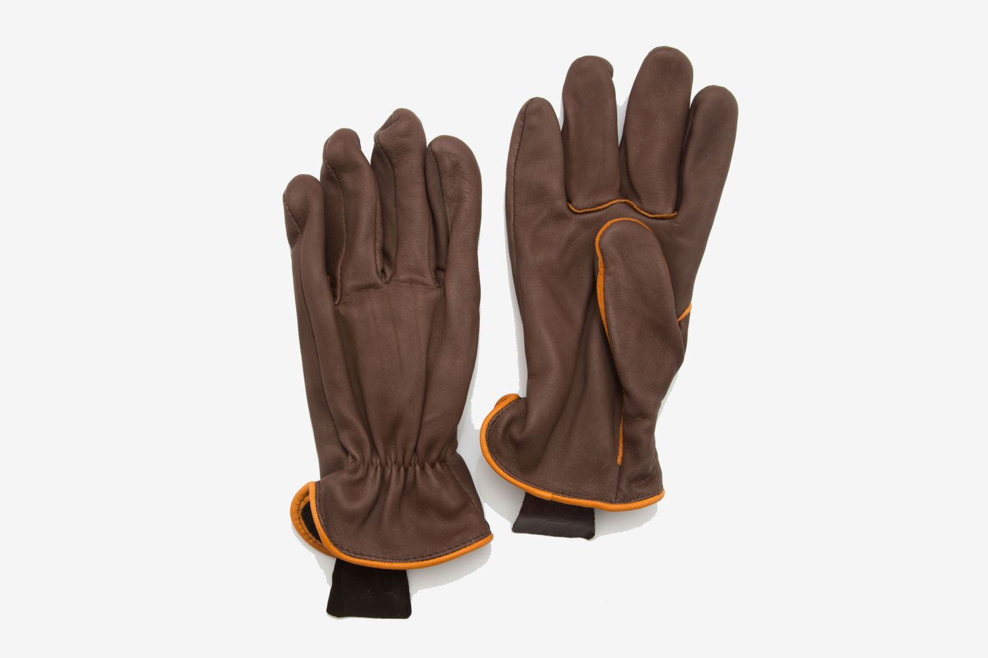 Geier Glove Light Lined Deerskin Work Glove