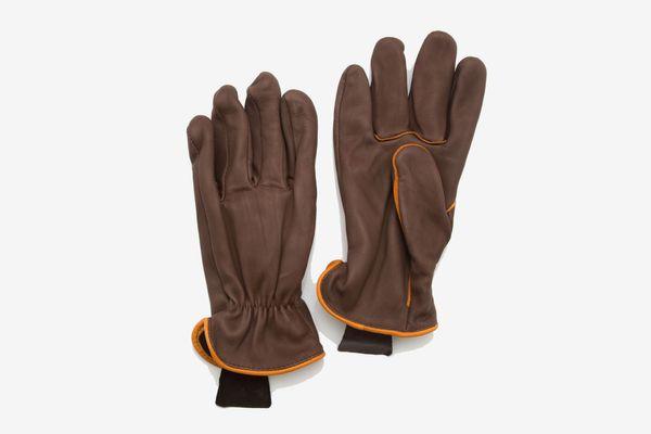 Geier GloveLight Lined Deerskin Work Glove