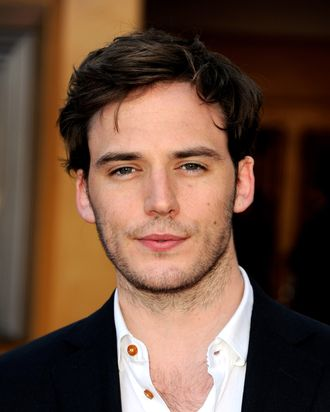 Actor Sam Claflin arrives at a screening of Universal Pictures'