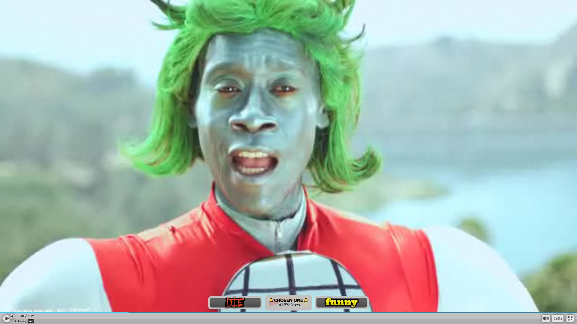 watch don cheadle's disheartening captain planet remake - clickable