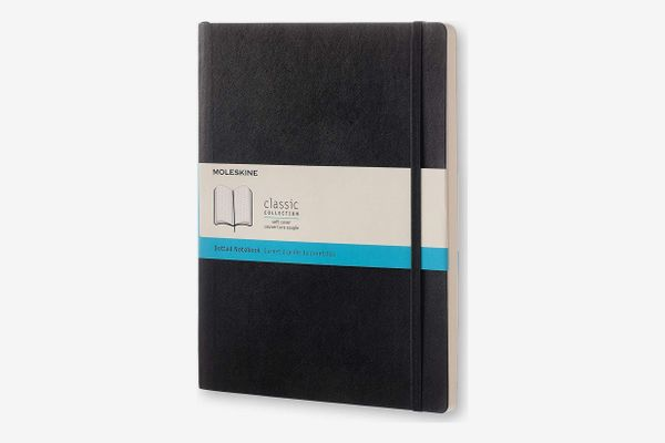 Moleskine Classic Notebook, Soft Cover
