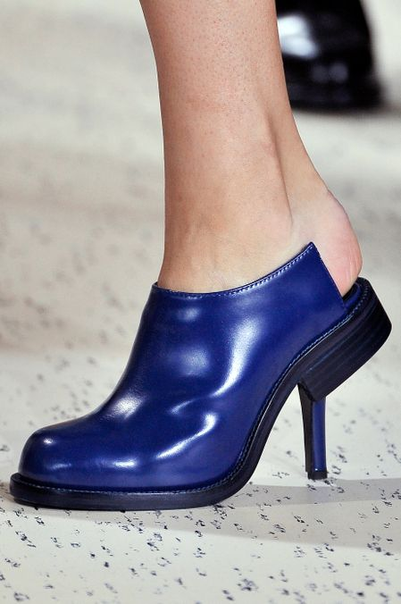 Photo 41 from Acne Dandelion Open-Back High Heel Booties, S/S 2012