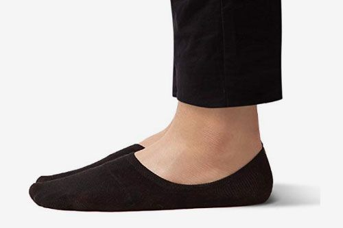Sheec SoleHugger No Show Socks for Men (4-pack)