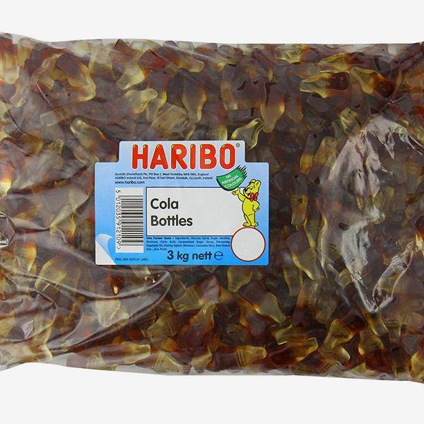 Haribo Cola Bottles Bulk Bag 3 Kg