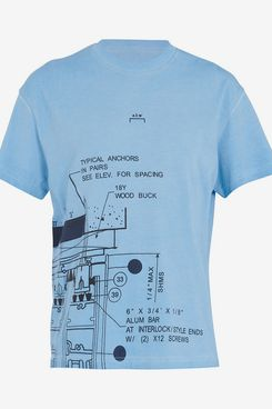 A-Cold-Wall Blueprint T-Shirt