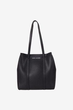 Marc Jacobs E-The Shopper Tote (Black)