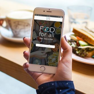 New App Lets You Buy Cheap Leftovers When Restaurants Close