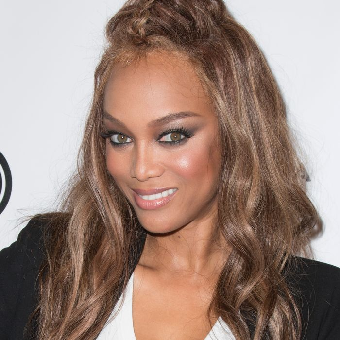 Tyra Banks University: Tyra Banks Is Going To Teach A Class On Smizing At Stanford