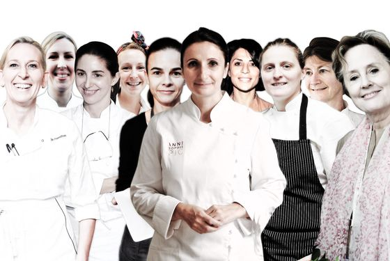 Goddesses of Food: 10 World-Class Chefs Who - Believe It or Not - Are Women