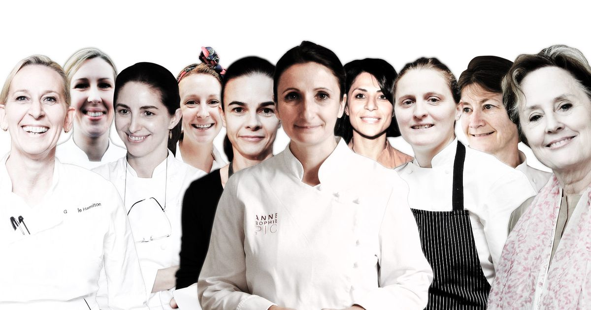Goddesses of Food: 10 World-Class Chefs Who — Believe It or Not — Are Women