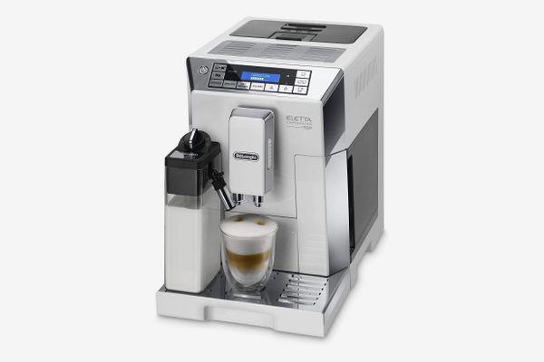 De'Longhi Eletta Cappuccino, Fully Automatic Bean-to-Cup Machine, Espresso, Coffee Maker
