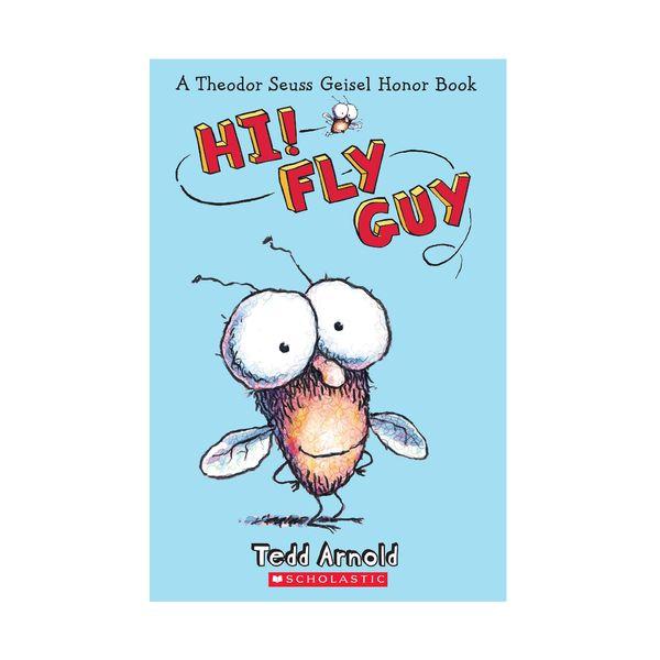 Hi, Fly Guy!
