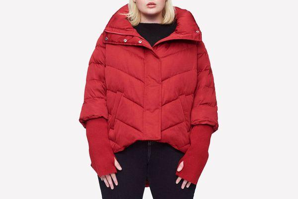 Universal Standard Short Puffer Jacket