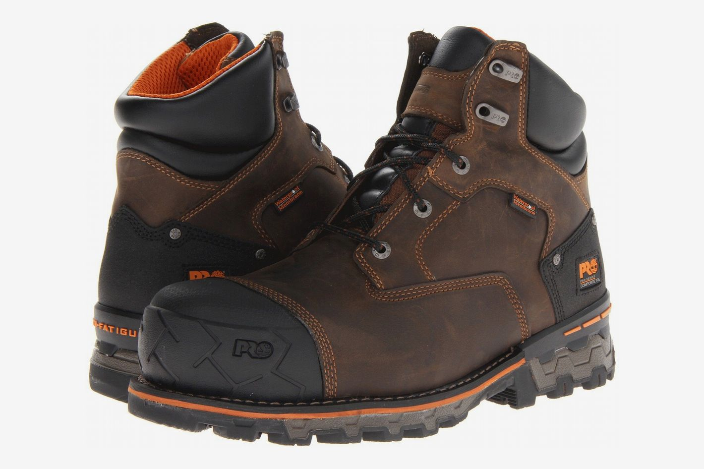 Timberland PRO Boondock Safety Toe Work Boot 9d8c54724366
