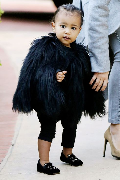 Kanye west christmas gift to north west