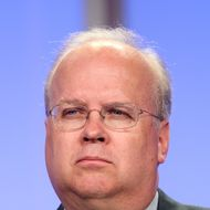 BEVERLY HILLS, CA - JULY 14:  political analyst and contributor Karl Rove of 'Fox News' speaks during day seven of the Fox Image Campaign 2008 Summer Television Critics Association Press Tour held at the Beverly Hilton hotel on July 14, 2008 in Beverly Hills, California.  (Photo by Frederick M. Brown/Getty Images)