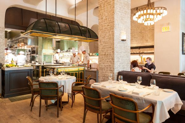 Le Coucou Opens In New York Grub Street