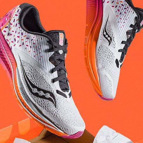 New Dunkin  Donuts Running Shoes Will Help You Unleash Your Inner Boston e029846a1b2