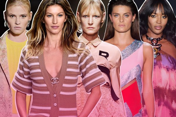 More Than 20 Models Over 30 Walked the Runways