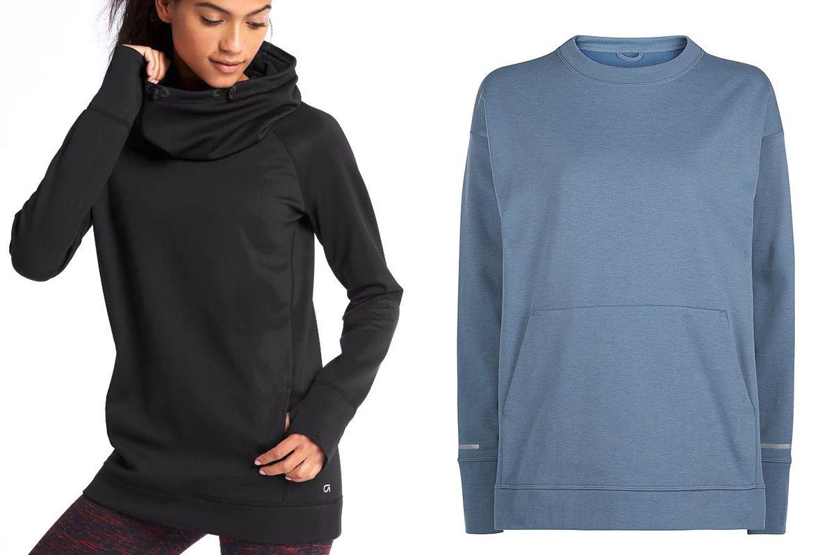 Gap Orbital fleece hoodie
