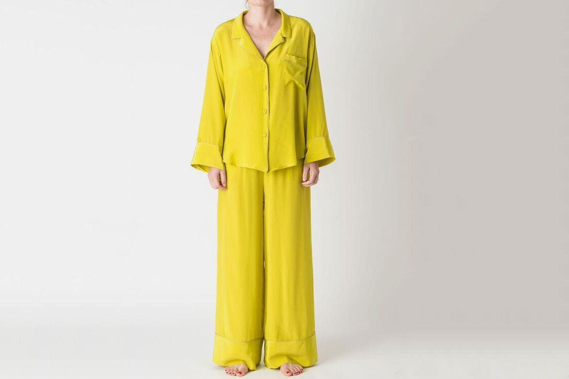 d2d08a0637 The Glad Hours Matisse Acid Pajama Set