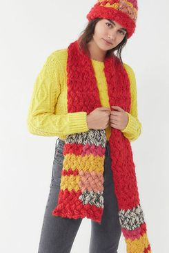 Craft Knit Scarf