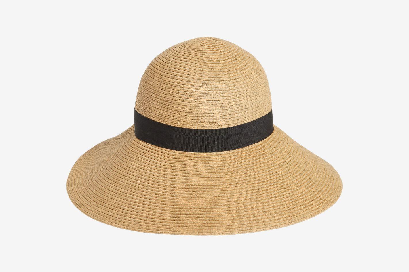 2a567ff2ed4 28 Best Sun Hats 2018 — Woven Straw Hats