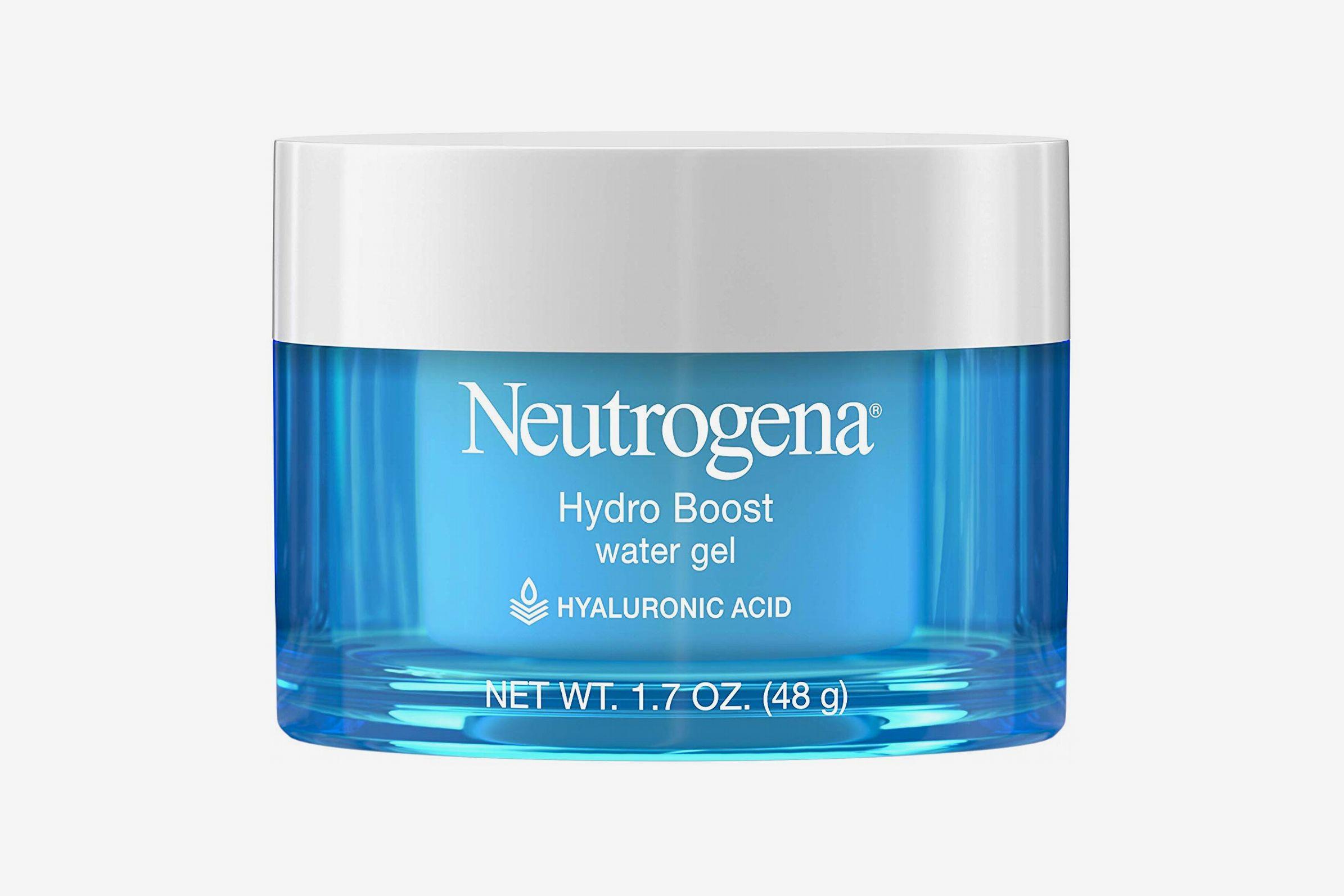 Neutrogena Hydro Boost Hyaluronic Acid Hydrating Water Face Gel Moisturizer for Dry Skin