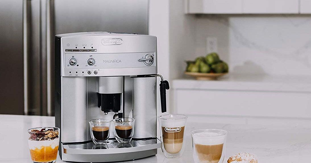 The 9 Best Espresso Machines on Amazon, According to Hyperenthusiastic Reviewers