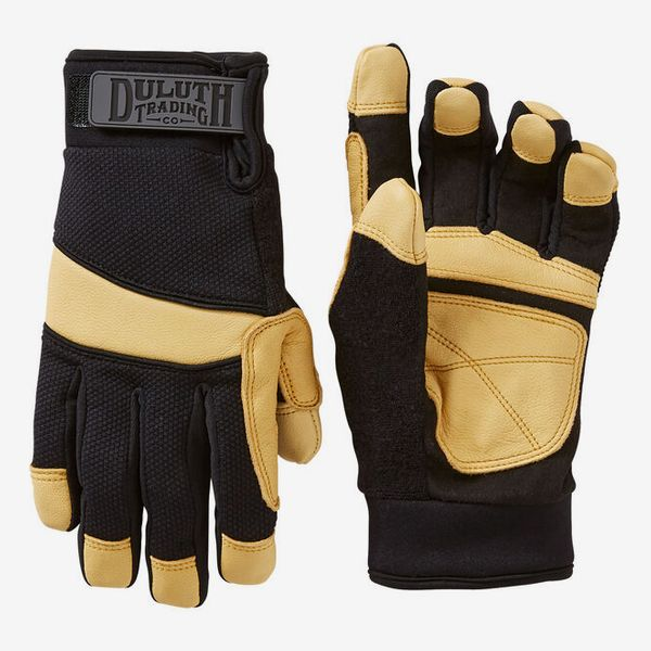 Duluth Trading Co. Women's Insulated Leather Work Gloves