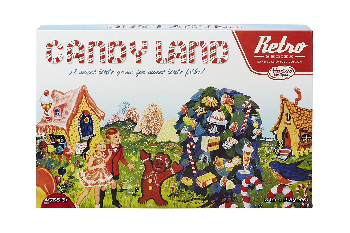 Candy Land: Retro Series 1967 Edition