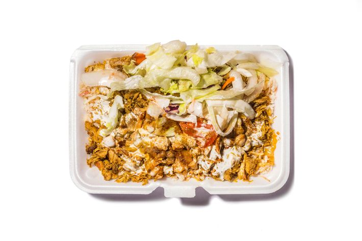 How Halal Cart Chicken And Rice Conquered New York