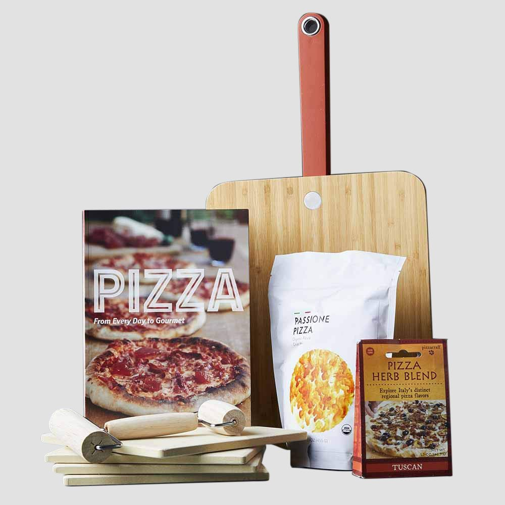 Pizza Grilling Crate