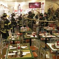 Kitchen Fire Erupts at Grand Central Location of Junior's Cheesecake