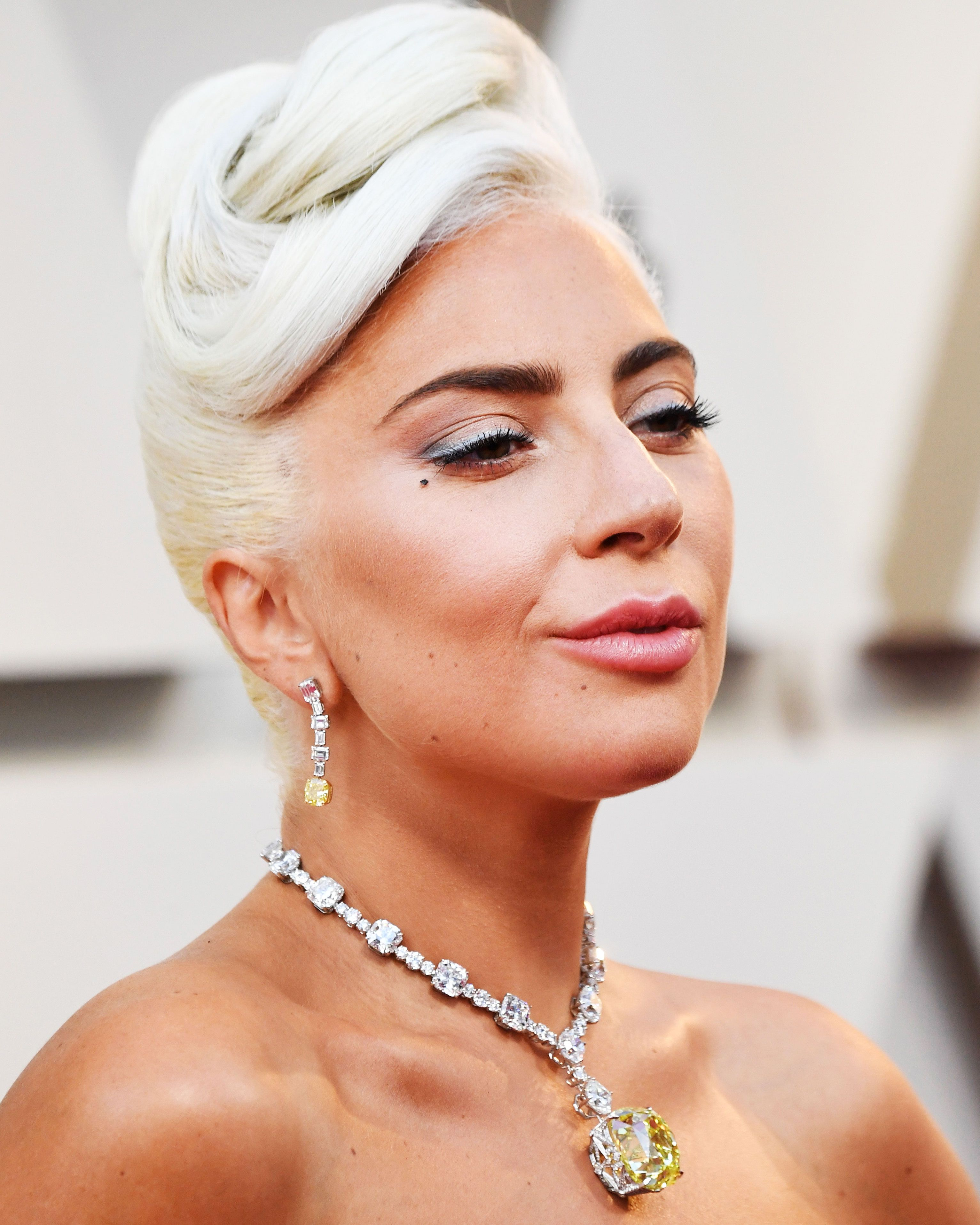 Did lady gaga ever have sex