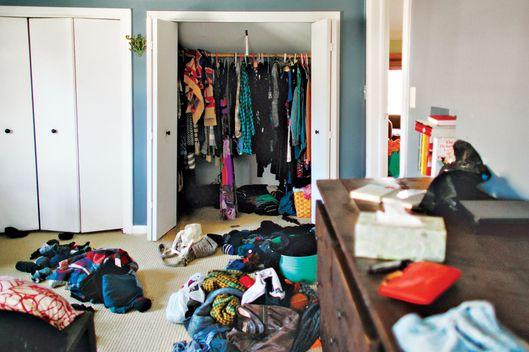 Domestic Purging With Tidying Guru Marie Kondo The Cut