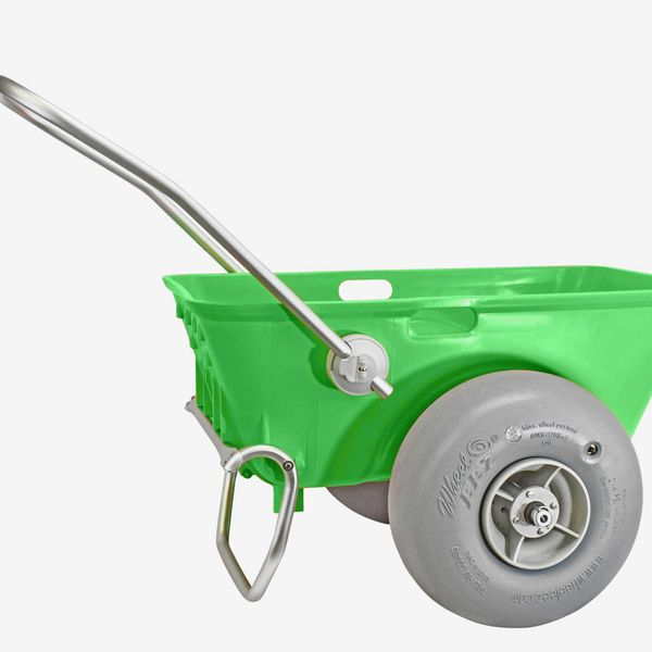 WheelEEZ Beach Cart, Green