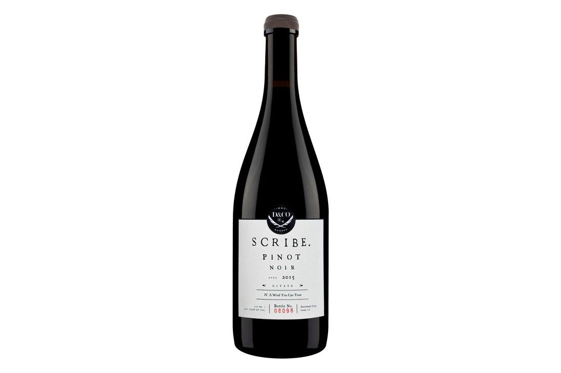Scribe Winery 2015 Estate Pinot Noir