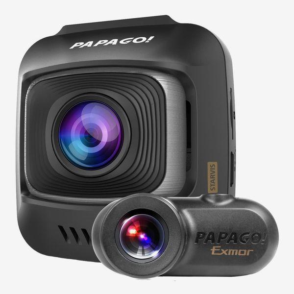 Papago GoSafe S780 2-Channel 1080p Dash Cam