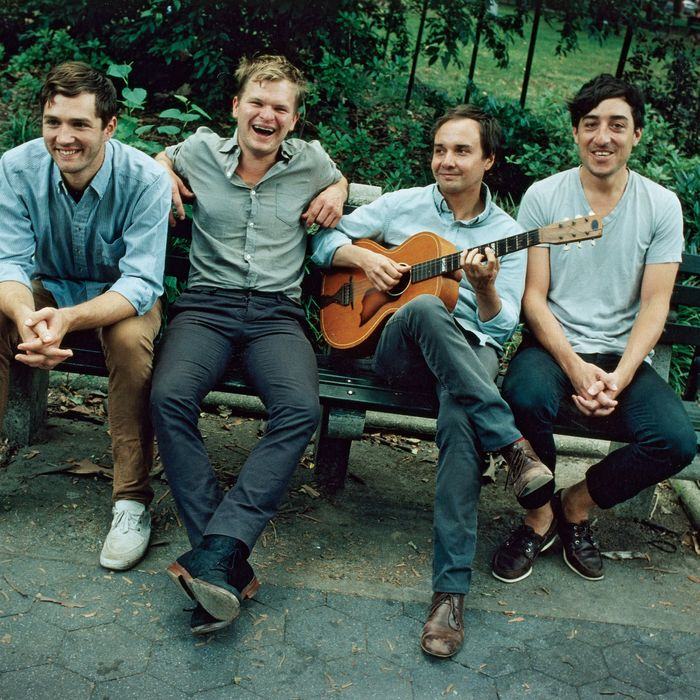 Grizzly Bear Members Are Indie-Rock Royalty, But What Does