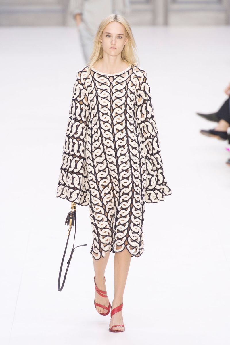 Fashion show paris 2017 - Chlo 233 Spring 2017 Rtw The Cut