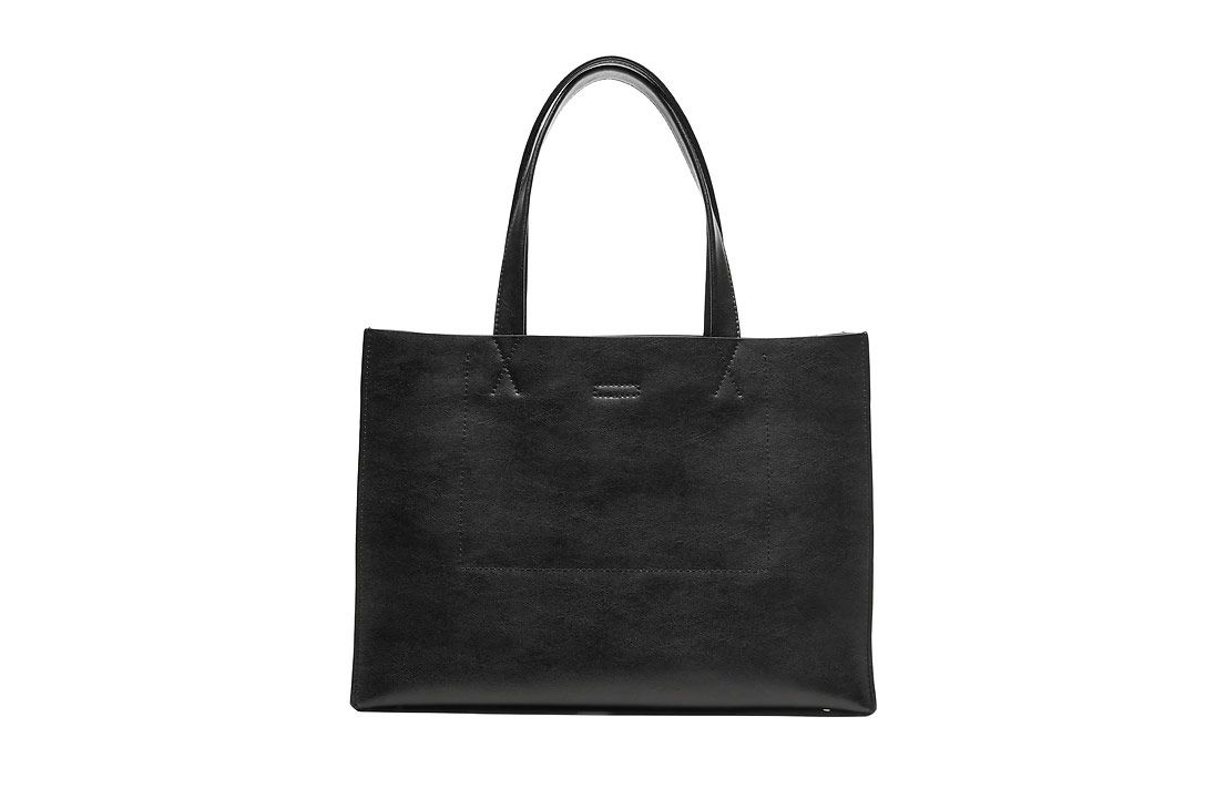 Portfolio Structured Leather Tote