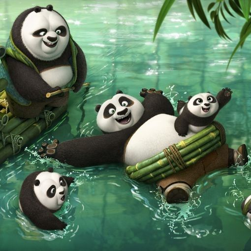 'Kung Fu Panda 3' dominates the weekend box office